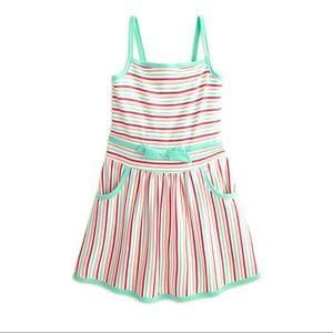 American Girl Beforever MaryEllen Striped Dress 6